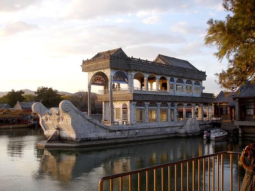 Marble Boat Peking