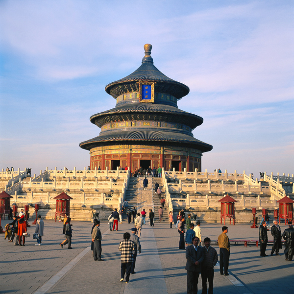 Temple of Heaven « Peking